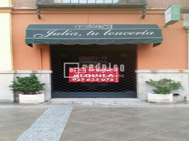 Local Comercial en alquiler en AVENIDA RECONQUISTA, La Reconquista, Toledo, Toledo