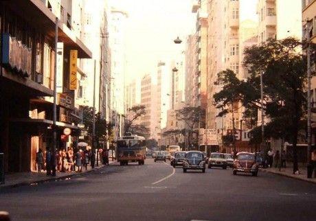 Avenida Nossa Senhora de Copacabana - 1971