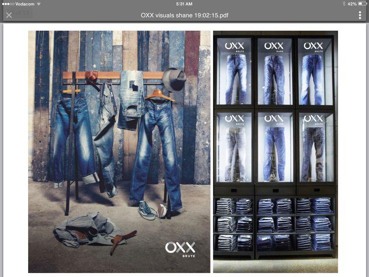 OXX Mood Board