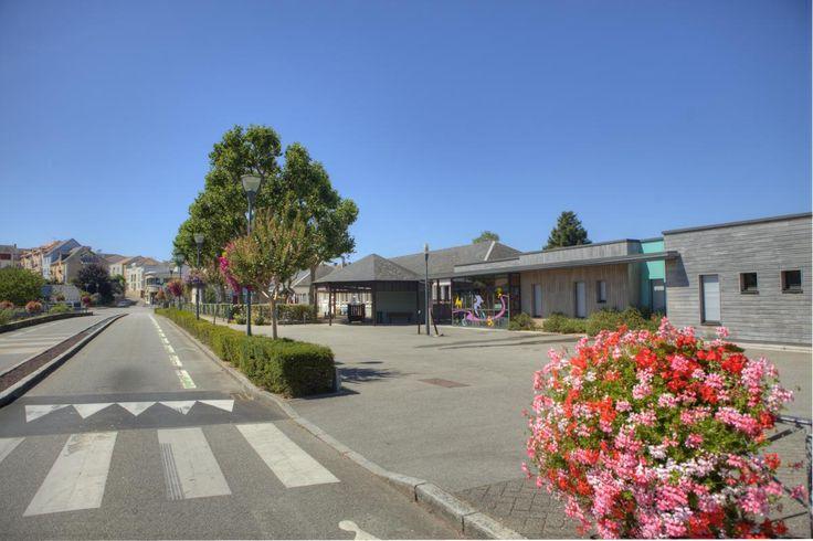 Ecole Jules Ferry à Indre