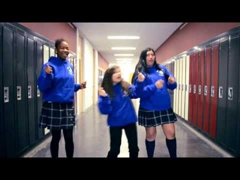 """TCDSB Safe Schools: Msgr. Percy Johnson's """"Where Is The Love?"""" Lip Dub Video - YouTube"""