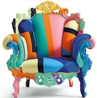 Superb Colorful Upholstered Chair ... What Those Kinda Cheap Overstuffed Wood  Trimmed Chairs At Restore