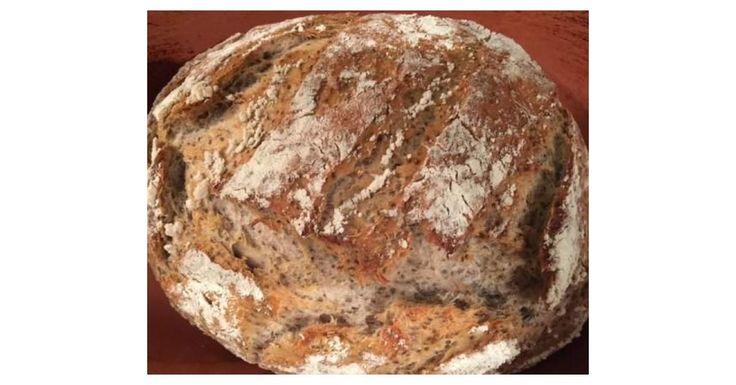 Chia-Dinkel-Roggen Brot
