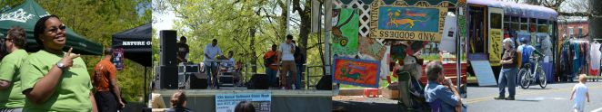 EcoFest April 26 11:00AM in Druid Hill Park