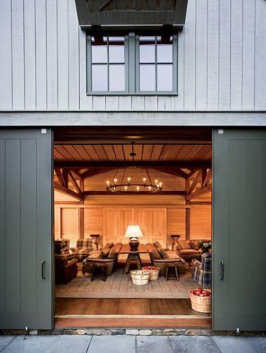 barn style house