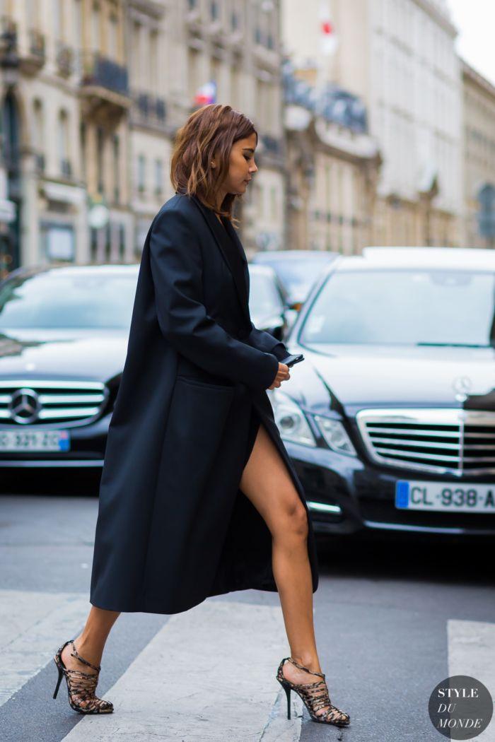 Rue Christine Centenera Street Style Fashion Streetsnaps par STYLEDUMONDE Street Style Fashion Photography