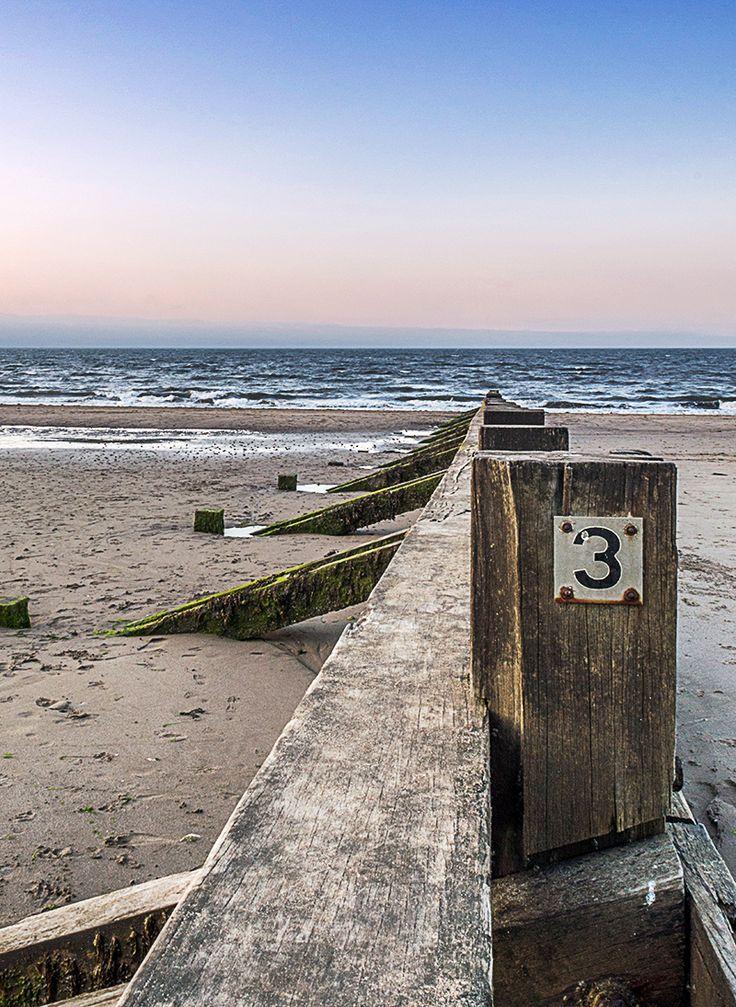 Portobello Beach, Edinburgh, Scotland, 2014, photograph by Alison Robinson.