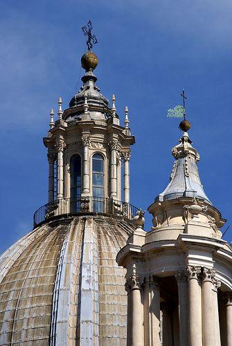 Rom, Piazza Navona, Sant' Agnese in Agone