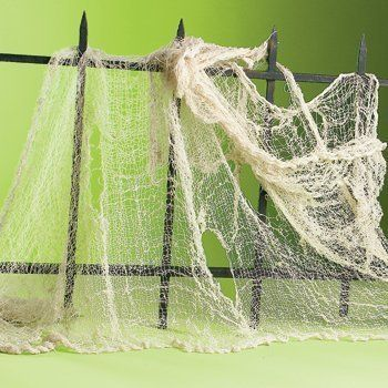 1 X Natural Creepy Cloth - Halloween Party Supplies & Decorations & Halloween Party Decorations