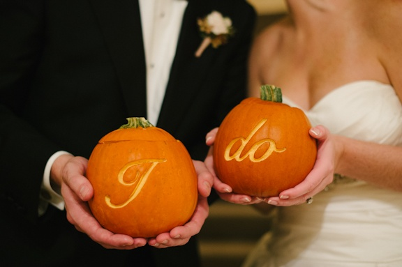 I do ! Wedding Pumpkins  Jen Fariello photography