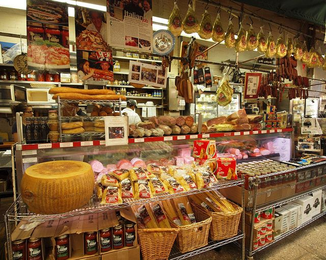 Taste Italy at every turn in the old-world markets & eateries on Arthur Avenue in the Bronx.