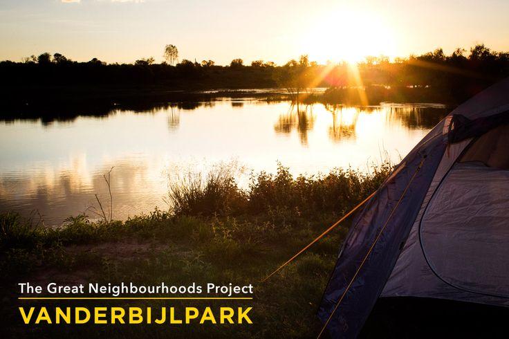We love Vanderbijlpark because of its amazing campsites (http://www.rawson.co.za/neighbourhoods)