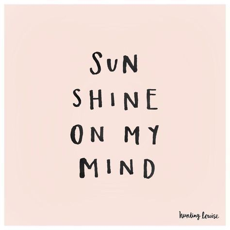 The sun has been the best medicine for my depression ❤️ The sun has been the best medicine for my depression ❤️