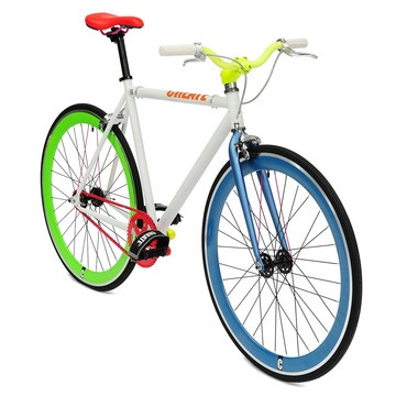Create Bikes, Fixed Gear Bicycle Parrot
