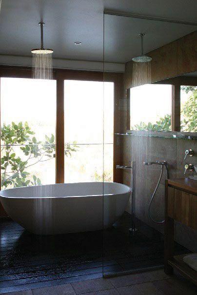 El Questro Homestead Bathroom
