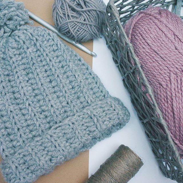 Crocheting, handmade, crochet beanie