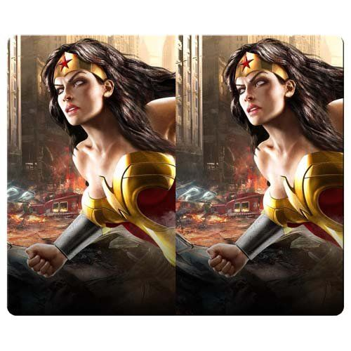 26x21cm 10x8inch Gaming Mouse Pad precise cloth antiskid rubber Quality non-slip backing wonder woma @ niftywarehouse.com #NiftyWarehouse #DC #Comics #ComicBooks #WonderWoman #SuperHeroes