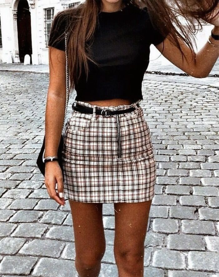 Cute 100 Summer Skirt Outfits Casualoutfits Fashion Outfit