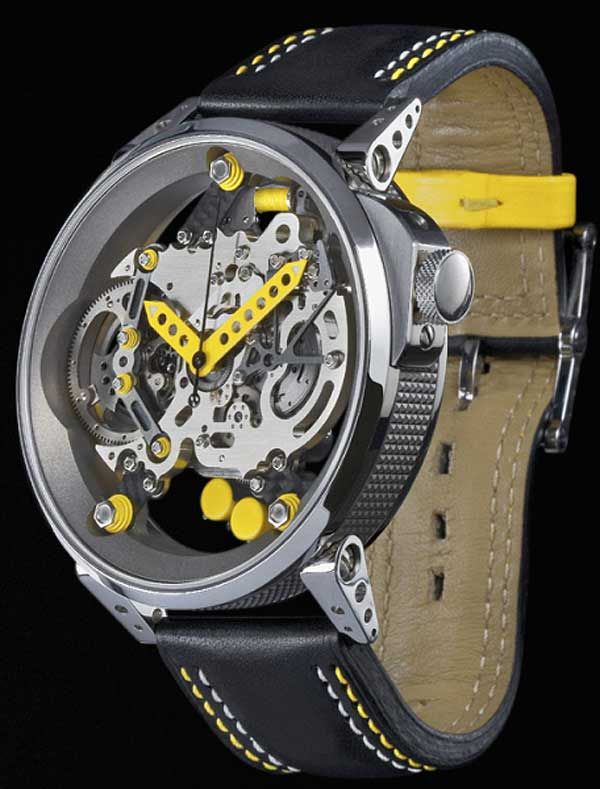 new brm tourbillon watch