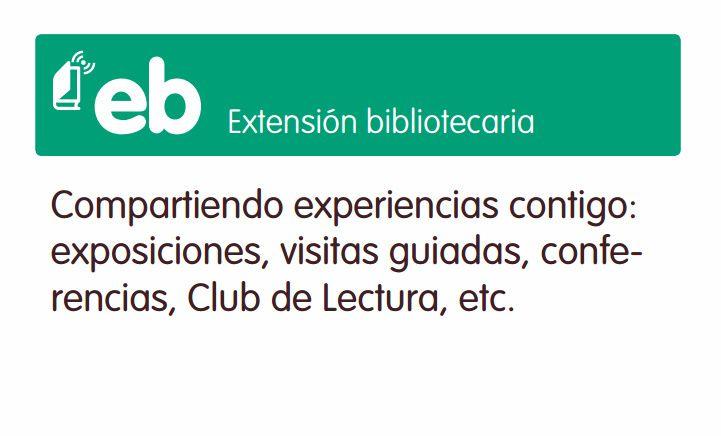 EXTENSIÓN BIBLIOTECARIA (http://www.bbtk.ull.es/view/institucional/bbtk/Responsabilidad_social/es)