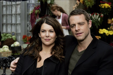 Lauren Graham and david sutcliffe