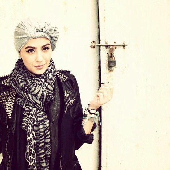 Love the #turban #hijab #style in this photo