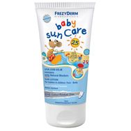 Frezyderm Baby Sun Care SPF25  Αντιηλιακό Γαλάκτωμα Προσώπου Και Σώματος 75ml1
