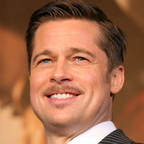 Facial Hair and Beard Styles, Gallery 2 | Brad pitt, The o ...