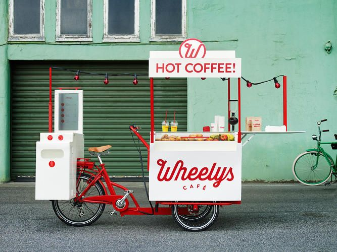 Now It's Easy To Open Your Own Coffee Shop, With This Solar-Powered Cart On Wheels | Co.Exist | ideas + impact