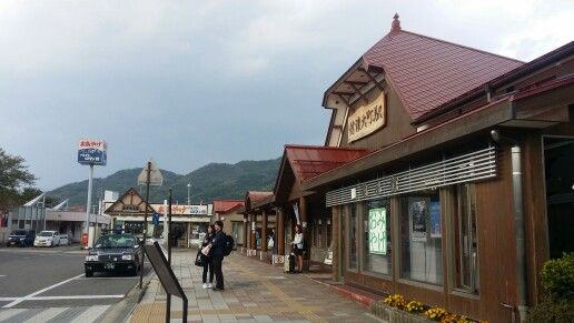 信濃大町市駅