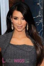 Kim Kardashian Longue Coiffure Perruques Cheveux Naturels Remy http://www.filthycelebrity.com/filthyblog/2013/01/kim-kardashian-hot-bikini-tips/