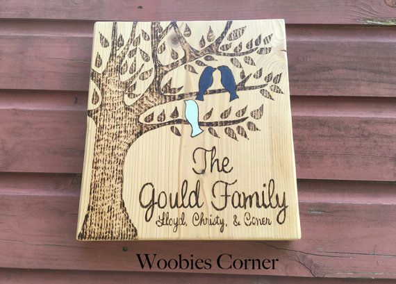 Custom Family Tree, Custom Family Sign, Family Sign, Family Tree,  Personalized Family