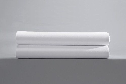 Product review for Fitted Sheet, Queen (60x80+15 inch), 200 Thread Count, Premium Poly-Cotton Blend, Hotel Quality, Extreme Durability, Crisp and Comfortable, Brilliant White – By Pacific Linens (Queen).  - Treat yourself to commercial grade quality fit for the hospitality industry, clean and crisp-feeling fitted sheet. It is expertly tailored for durability, comfort, and style. Deep pockets and elastic corners means a hassle free fitting and ensures you have a good night&