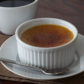 Maple Creme Brulee Recipe — Dishmaps