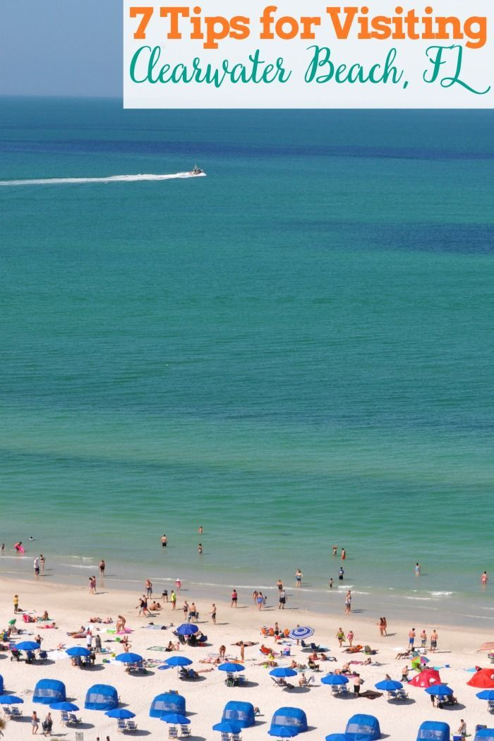7 Tips for Visiting the Gorgeous Clearwater Beach, Florida - Sun, white, sandy beaches, fabulous views, good food and fun activities. It doesn't get much better! | The Love Nerds Travel #spon