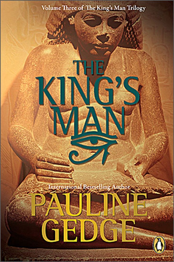 The King's Man by Pauline Gedge - Twelve-year-old Amunhotep III has ascended the throne to become pharaoh of Egypt, the richest empire on earth. The boy's mother is regent, and she has brought to court the renowned seer, Huy, son of a humble farmer, to act as scribe and counsel to her royal son. It's a position of power and responsibility, one that is fraught with intrigue and the lure of corruption. For it is Huy who controls the treasury, the military, and all construction and taxation
