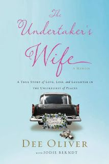 Canadian Bookworm: The Undertaker's Wife