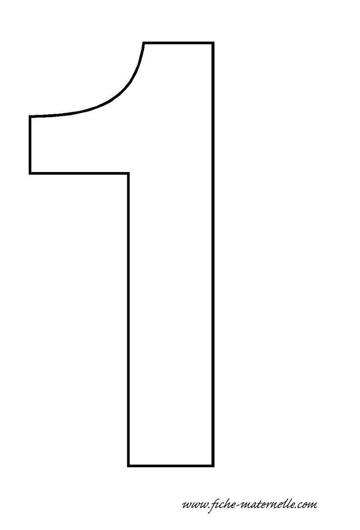 Cijfers om te printen