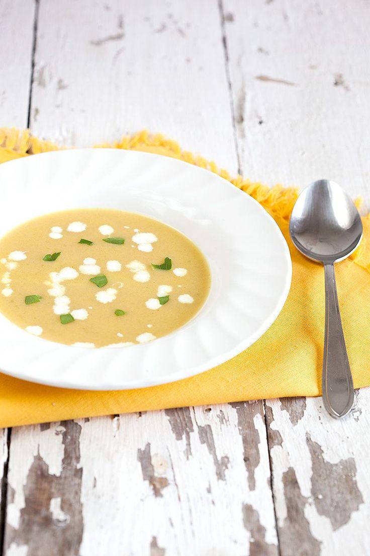 Makkelijke selderij soep