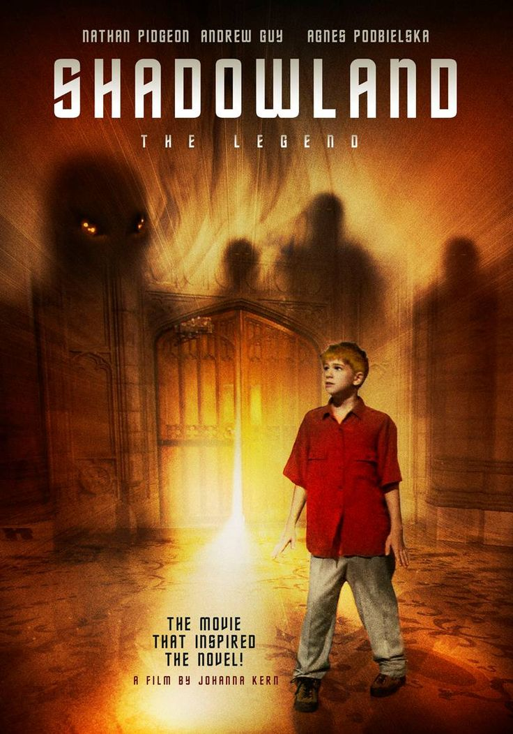 Shadowland: The Legend - USA poster