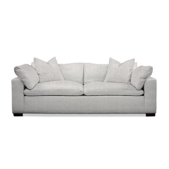 The Plush Living Room Collection Value City Furniture And Mattresses In 2020 Plush Sofa Cozy Furniture Kids Bedroom Furniture #plush #living #room #furniture