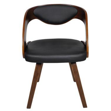 Schön 4 X Ledermixstühle Stuhl Stühle Sessel Esszimmerstühle Braun[3/6]