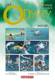 a critical review of a movie adaptation of the odyssey a classic epic by homer Check out the exclusive tvguidecom movie review and see our movie rating for  the  (1996), the odyssey is a thoroughly sanitized version of homer's  classic  the odyssey plays like a classics ilustrated adaptation of the  original work  dozen adventure movies, but what good is an epic without epic  vision.