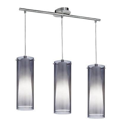 Eglo hanglamp 'Pinto Nero' 3 x 60 W | Brico - 149euro
