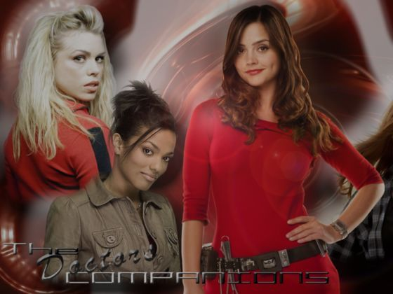 A quiz to find which Doctor Who main companion girl you are, featuring companions from the 9th to 11th doctors.