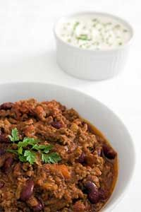 Moose Meat Chilli: Everyone loves this Moose Recipe. I can't help but notice that when I serve this recipe to my guests, they gobble it up ;-)