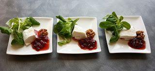 Vaříme bez tuku: Kozí sýr s brusinkami a ořechy