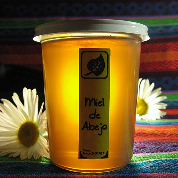 Mercadillo Saludable: miel de abeja