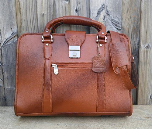 New Trending Briefcases amp; Laptop Bags: Womens Leather Briefcase Messenger Satchel Bag 15.6 Laptop Handbag for men or women - Brown. Women's Leather Briefcase Messenger Satchel Bag 15.6 Laptop Handbag for men or women – Brown   Special Offer: $109.99      100 Reviews This leather messenger bag has 3 big compartments but at the same time it looks very sleek. It has a padded laptop compartment that can fit a...