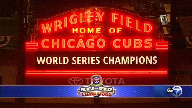 World Series 2016: Chicago Cubs score 1st title since 1908, beat Cleveland Indians in Game 7; parade will be held Friday | abc7chicago.com